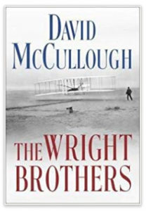 The Wright Brothers by David McCullough book cover