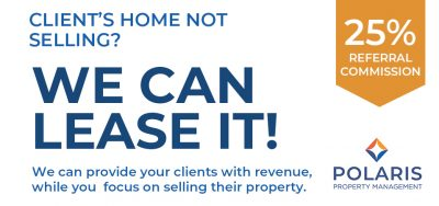 Client's Home Not Selling